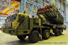 "New Russian Air Defence Systems ""Vityaz"""