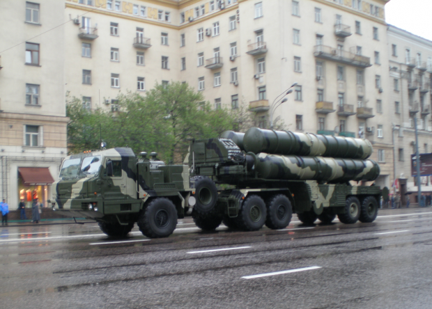 The king of AA: The S-400