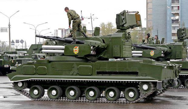 2K22 Tunguska image - Air Defe...