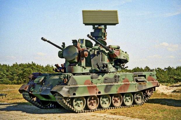 PZA Loara-A ..Przeciwlotniczy Zestaw Artyleryjski