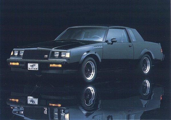 Buick Regal Grand National GNX image - Automotive ...