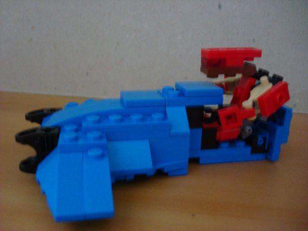 Lego halo ghost
