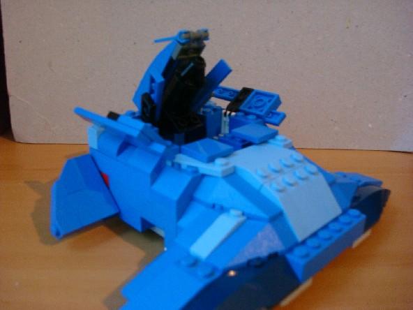 Lego Halo Wraith