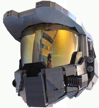 Master cheif helmet