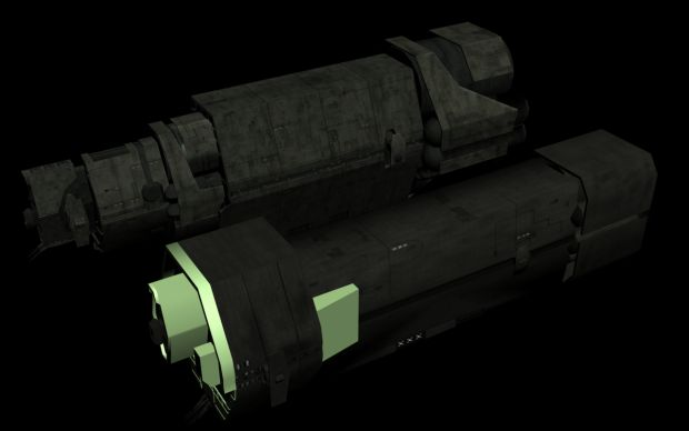 Evolution of the UNSC Cruiser