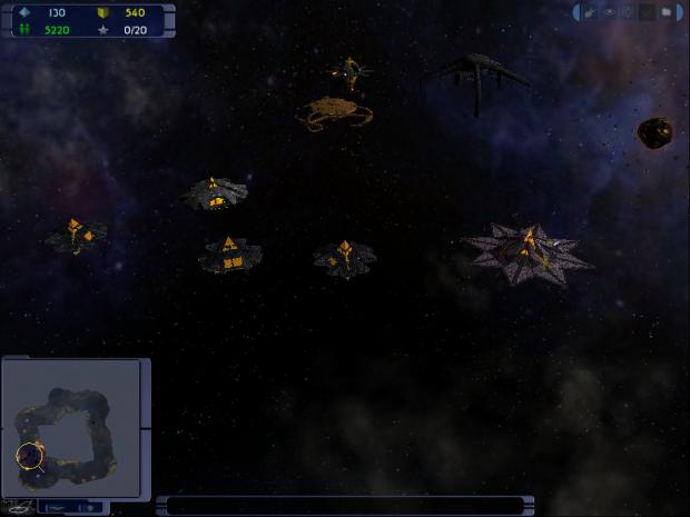 goauld fleet