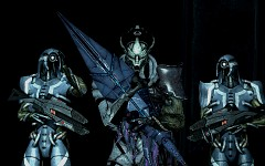 Saren loves his Reapers...