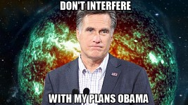 The Illusive Romney