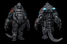 Mass Effect Character fanart/concept