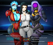 Mass Effect 2 - Miranda Team