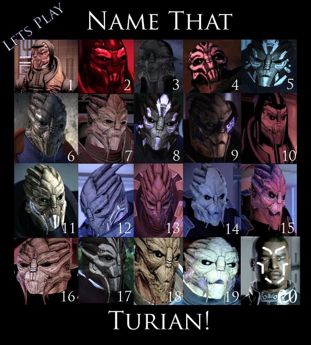 Name that turian!