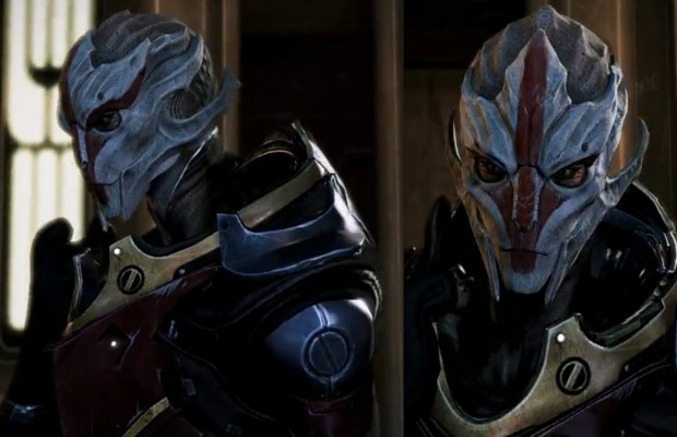 Female Turians