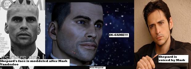 Commander Shepard Image Mass Effect Fan Group Mod Db