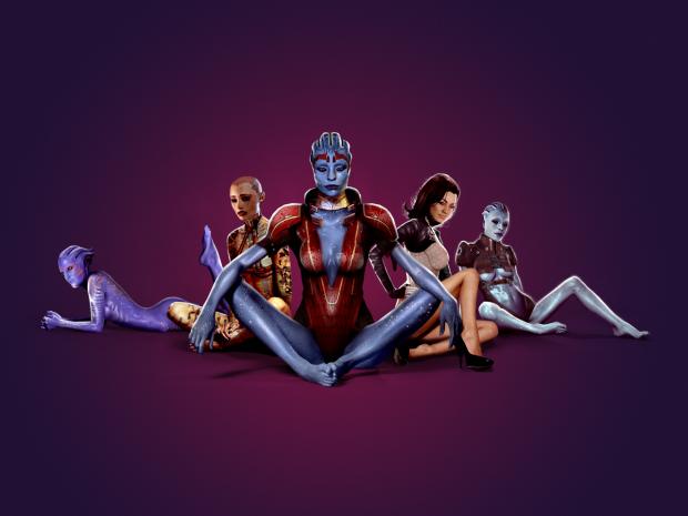 Mass Effect 2 Wallpaper Image Mod Db