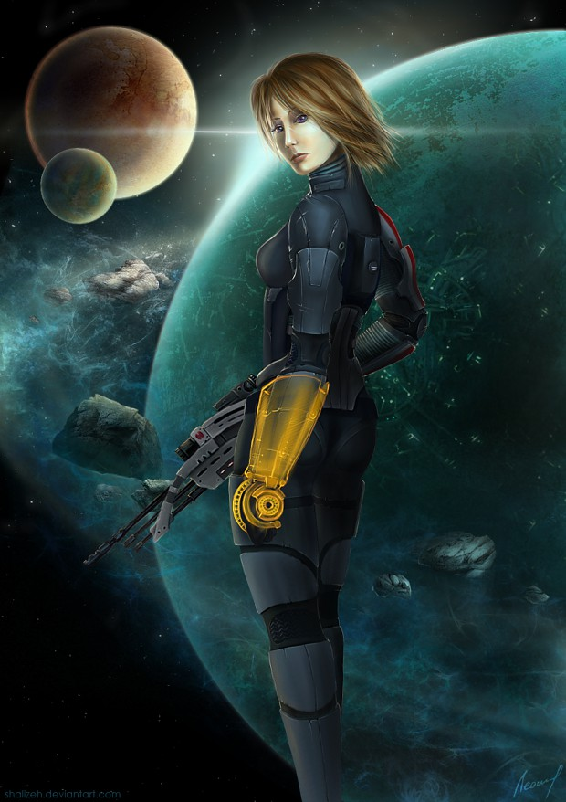 Female Shepard