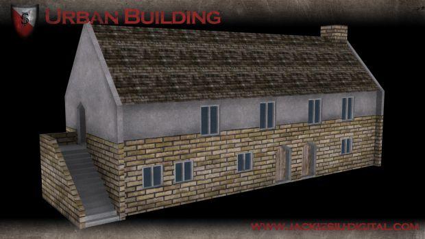 Urban Building by flameknight7