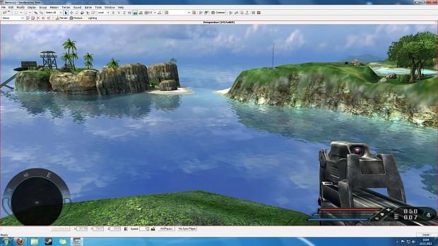 Fixxed Far Cry water under Vista/7