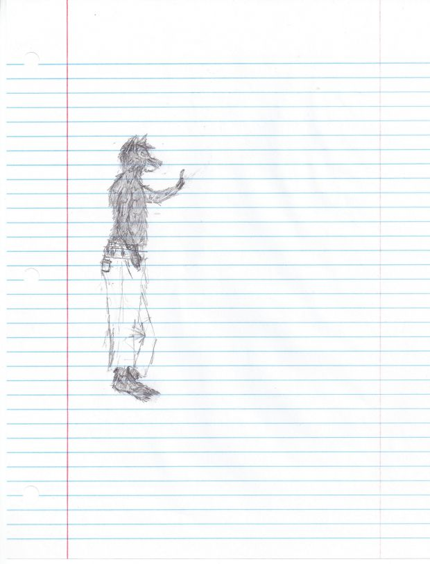 My Fist attempt at drawing