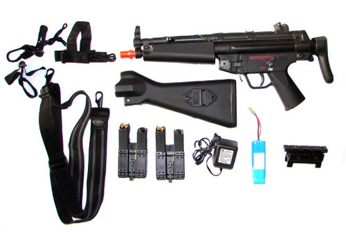 Airsoft UTG MP5 01