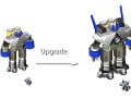 Commander Upgrades