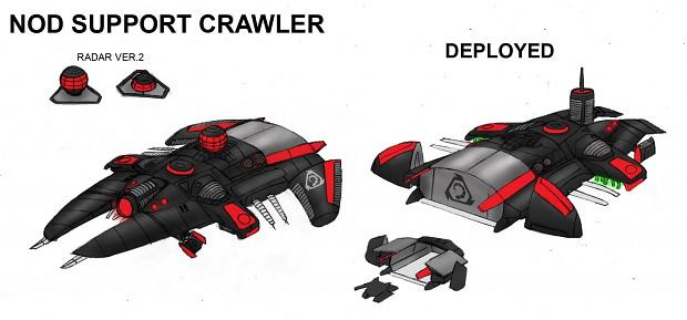 Concepts for C&CIV:TE