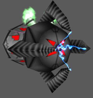 Alien repair drone