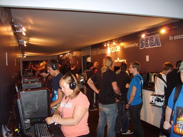 Eurogamer Expo 2011