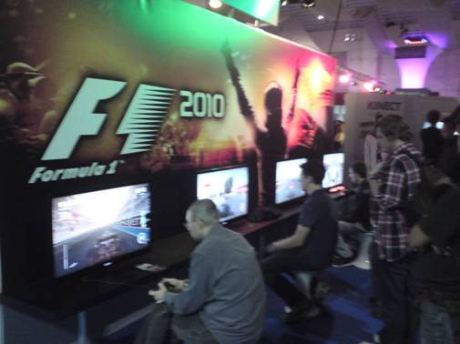 Eurogamer Expo 2010
