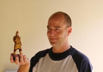 A statuette