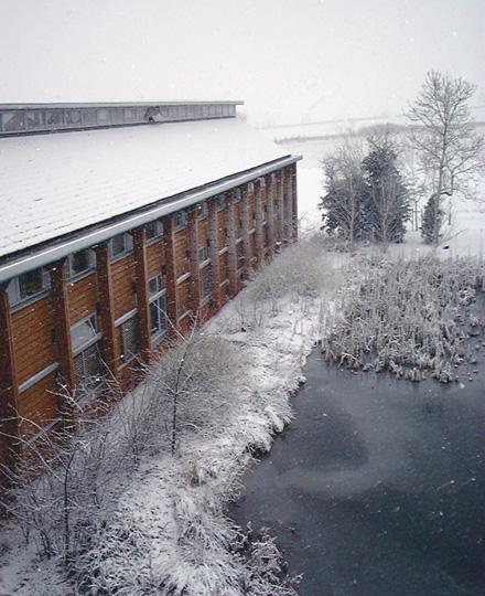 HQ Winter View
