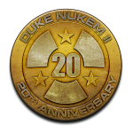 Duke Nukem 20th Anniversary