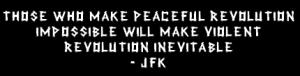 JFK's quote