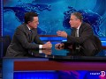 The Daily Show: Stephen Colbert Says Goodbye