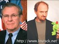 Louis CK asks Donald Rumsfeld if he's a lizard