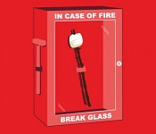 Another in case of fire :P