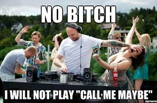 A real Man/DJ.