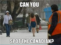 Find the canadian