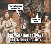 Party Crashers.