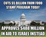 Scumbag 'murican government