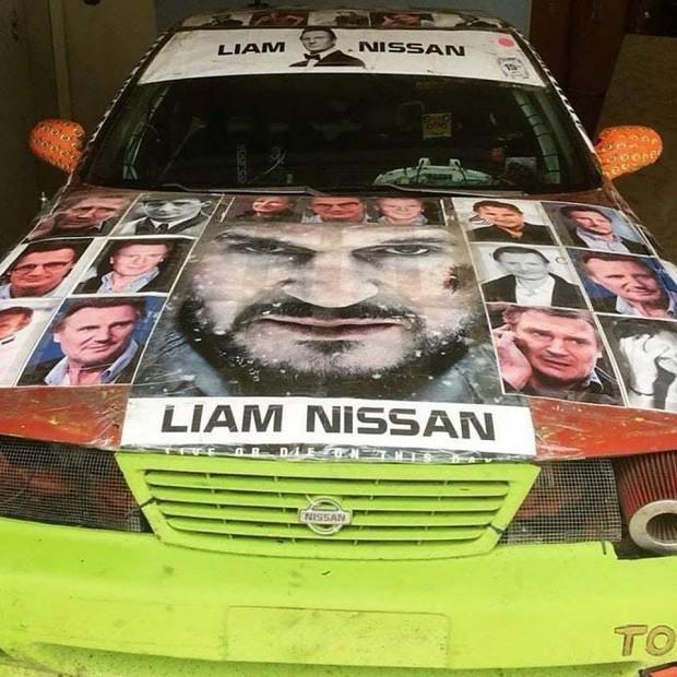 Nice Nissan