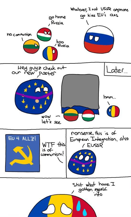 Romania ball