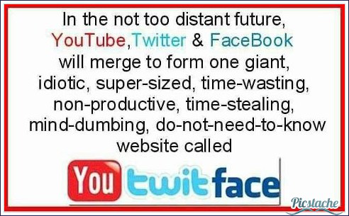 You twitface