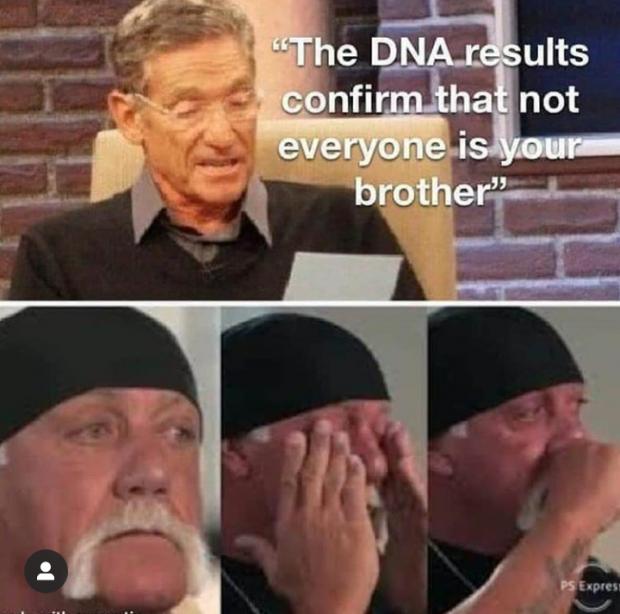 Poor Hogan :(