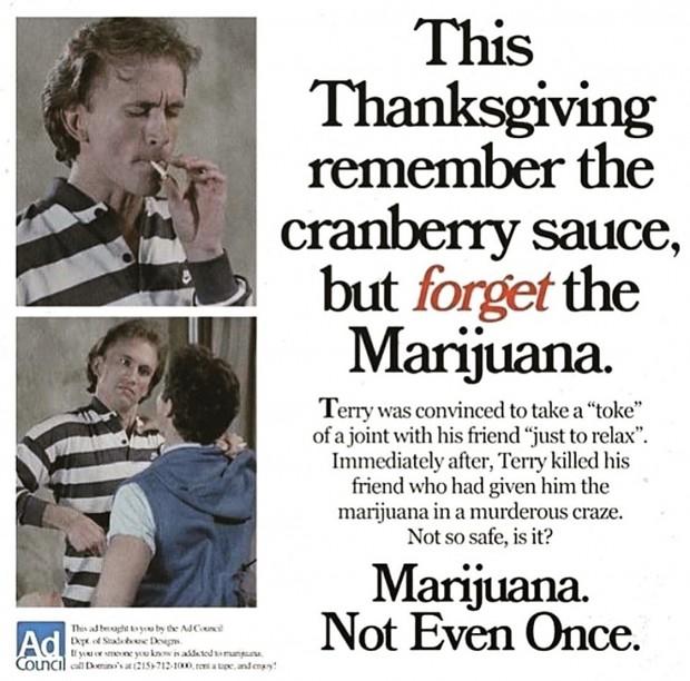 Don't do drugs kids.