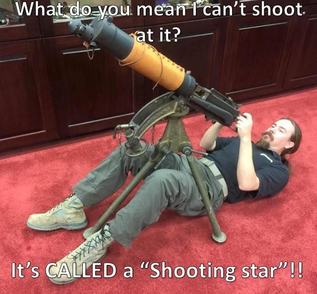 Ian McCollum meme files.