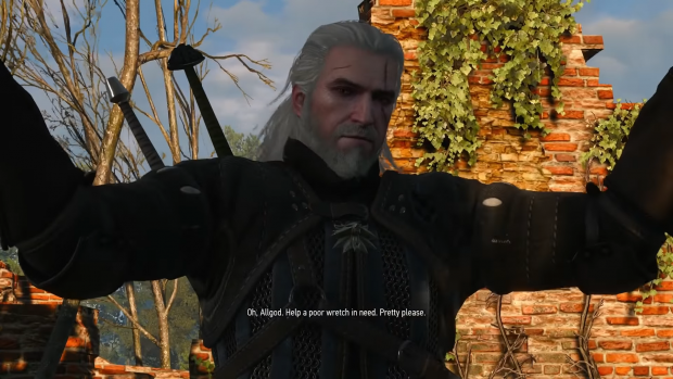 One of the best lines in Witcher III ^_^