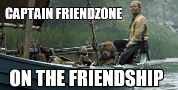 Captain Friendzone On The Friendship Got Image Humor Satire