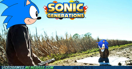What Sonic Generations should have been like