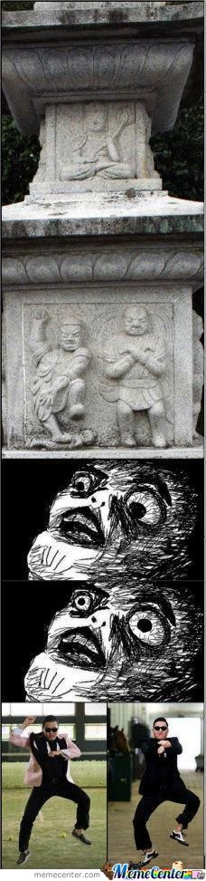 origins of Gangnam style
