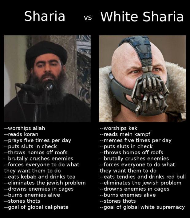 White Sharia